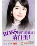 豪门游戏Ⅲ:BOSS,请自重